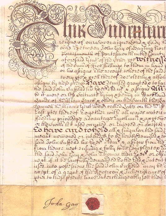english vellum document catalog